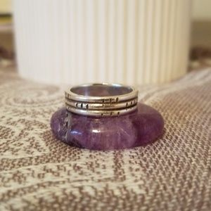 Jewelry - Sterling silver band ring, Size 6
